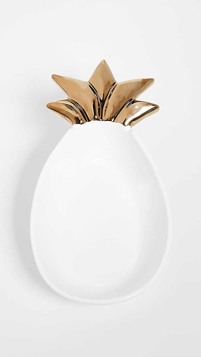 Pineapple Serving Dish - dolly mama boutique