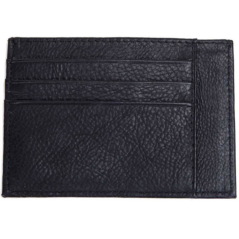 Grained Leather Two Sided Card Case - dolly mama boutique