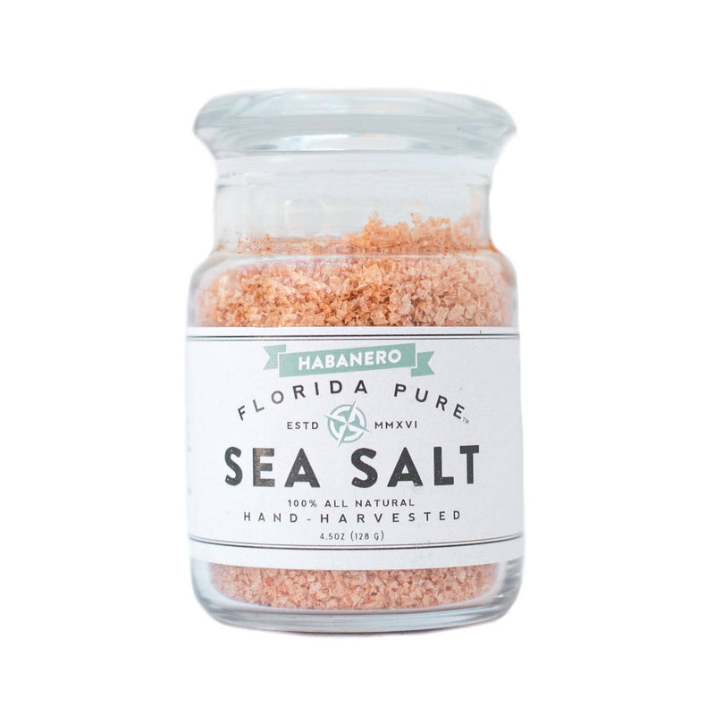 Habanero Infused Sea Salt - dolly mama boutique