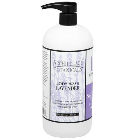 Lavender Body Wash - 33 oz. - dolly mama boutique