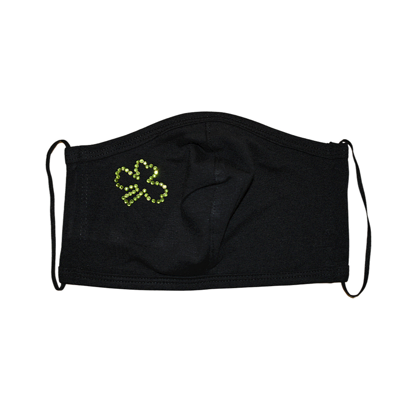 Face Mask - Clover - dolly mama boutique