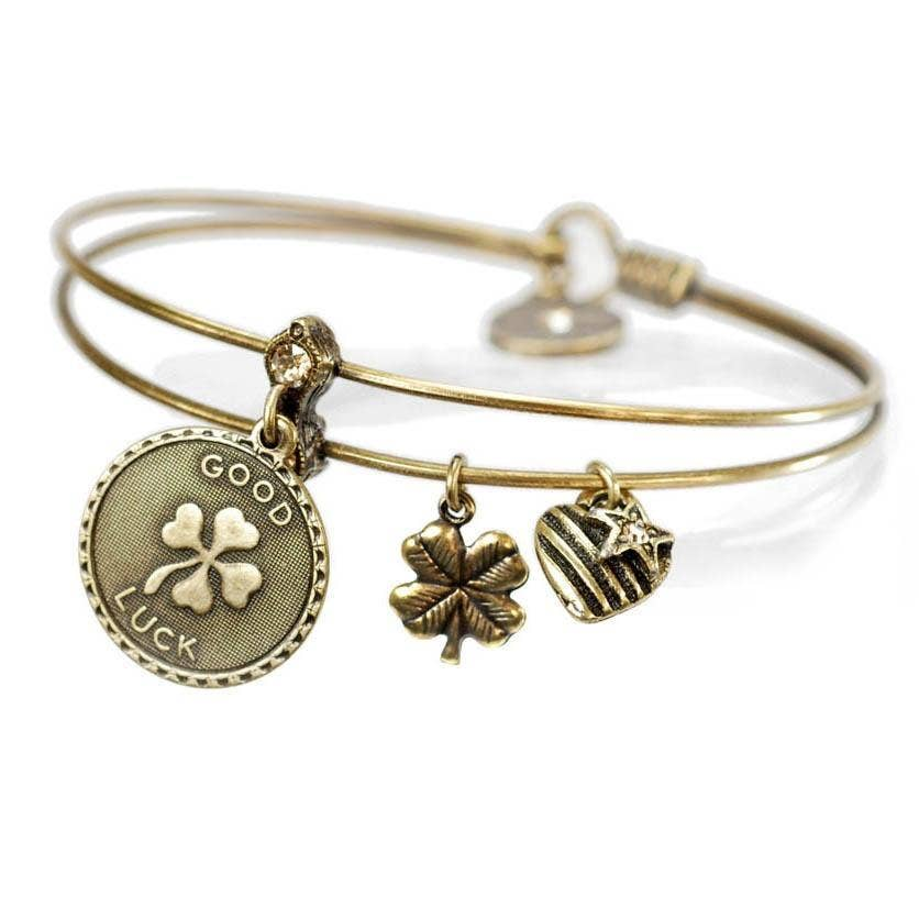 Luck Bangle - dolly mama boutique