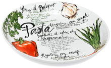 Rosanna Pasta Italiana Large Serving Bowl