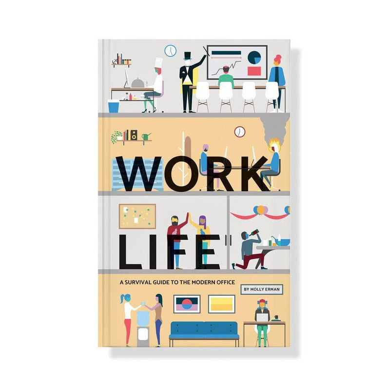 Work Life Book - dolly mama boutique