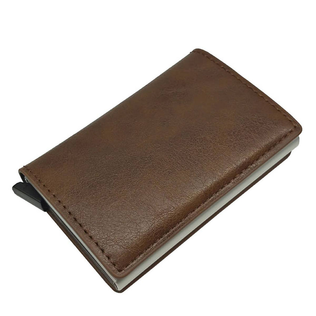 Leather RFID Wallet - dolly mama boutique