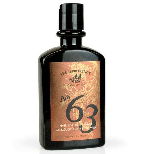 Men's 63 Body and Hair Wash