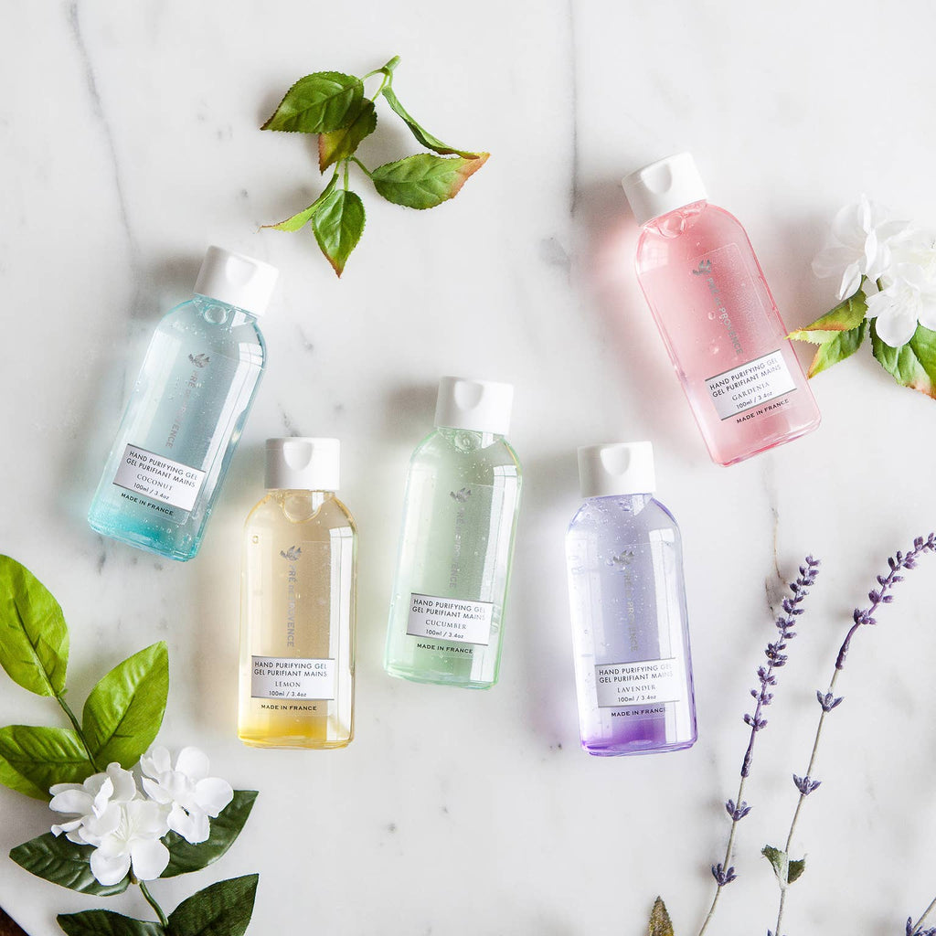 Hand Purifying Gels