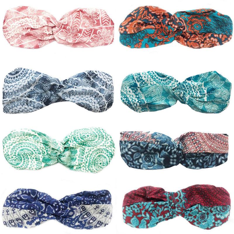 Twist Headbands - dolly mama boutique