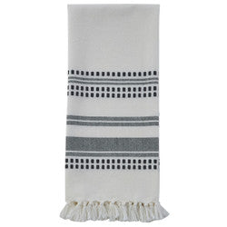 Kyla Woven Tea Towel - dolly mama boutique