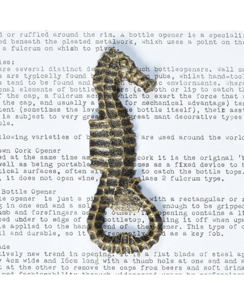 Seahorse Bottle Opener - dolly mama boutique