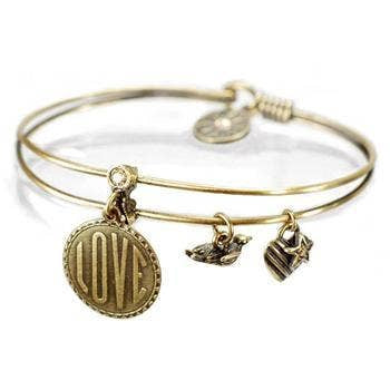 Love Bangle - dolly mama boutique