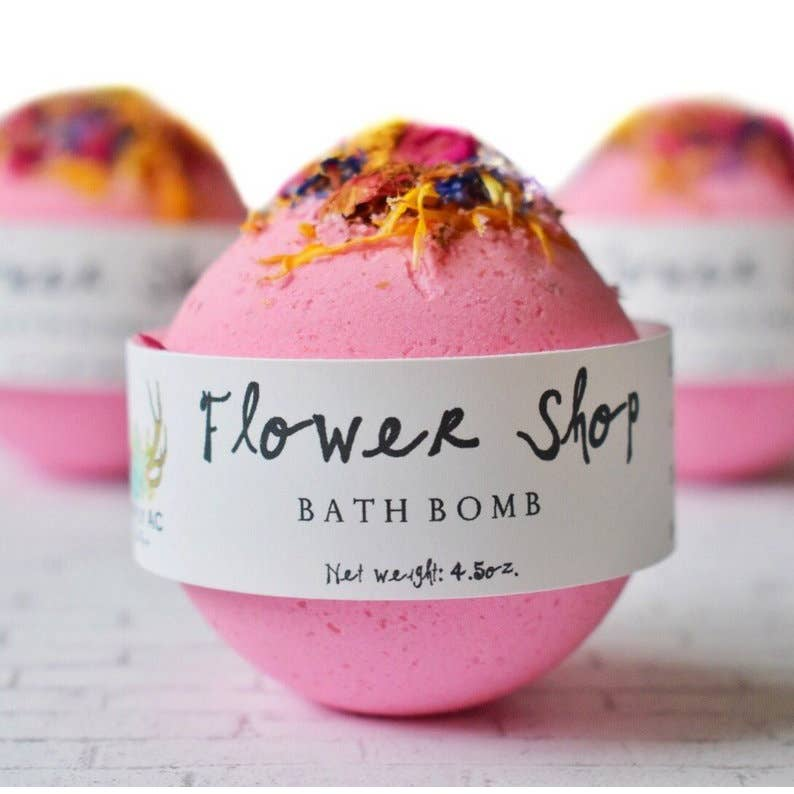 Flower Shop Bath Bomb - dolly mama boutique