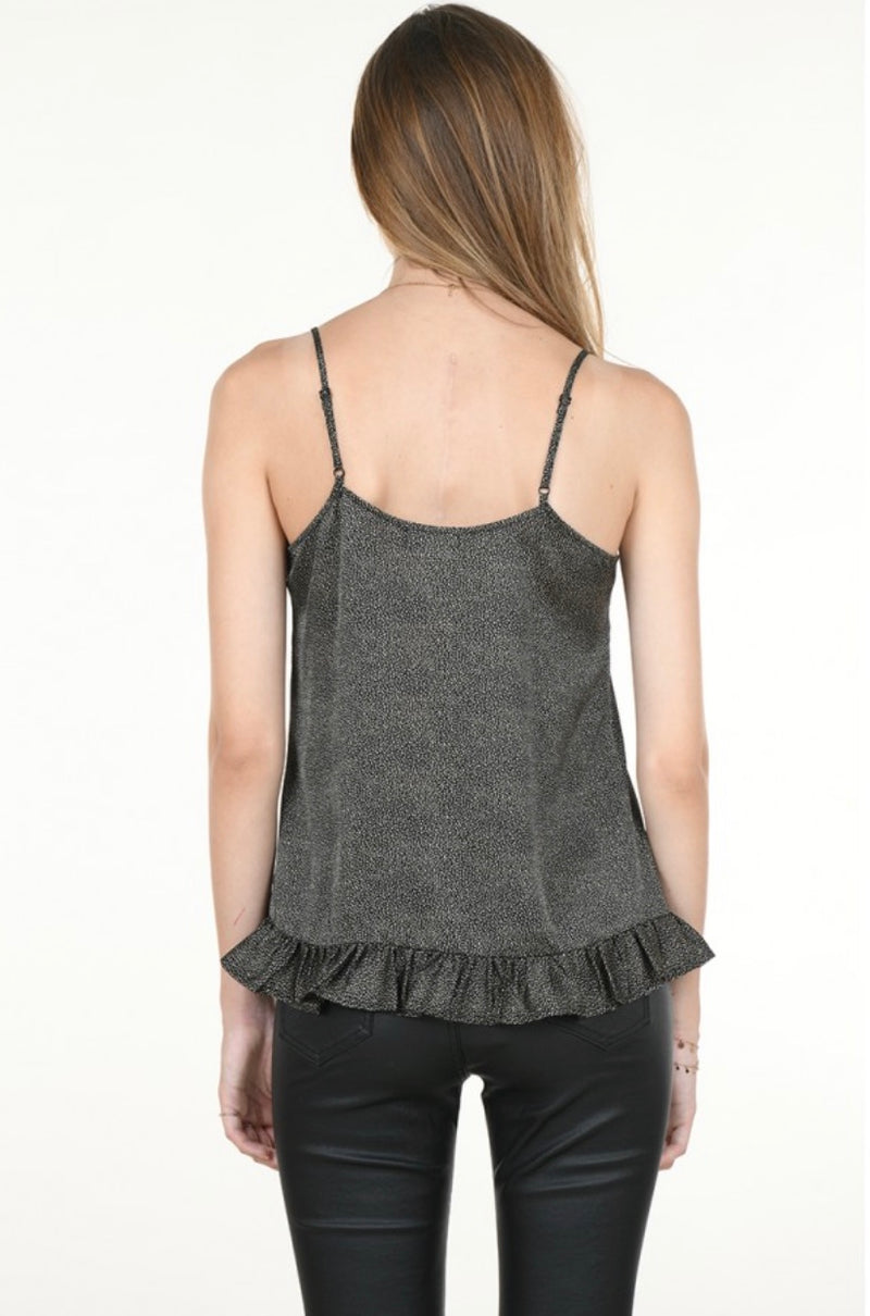 Polka Dot Camisole - dolly mama boutique