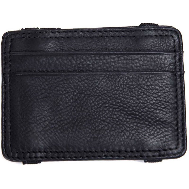 Minimalistic Genuine Leather Magic Wallet - dolly mama boutique