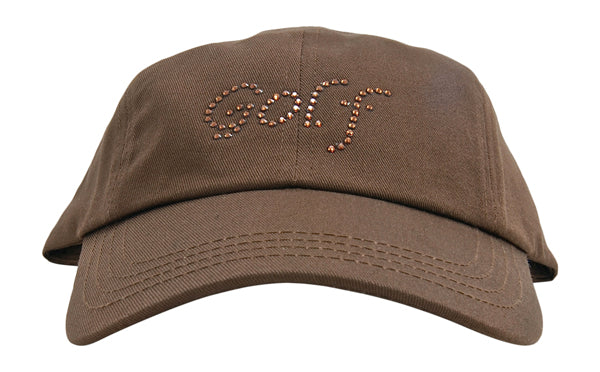 Rachel Baseball Hat - Golf - dolly mama boutique
