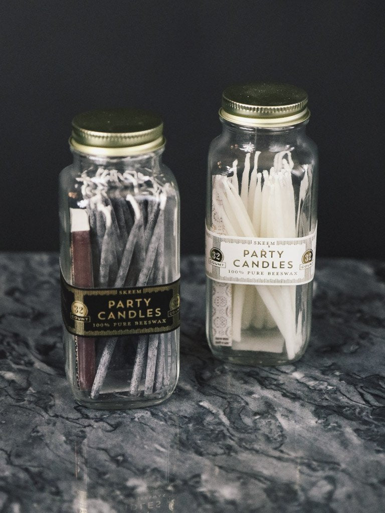 Party Candles - dolly mama boutique