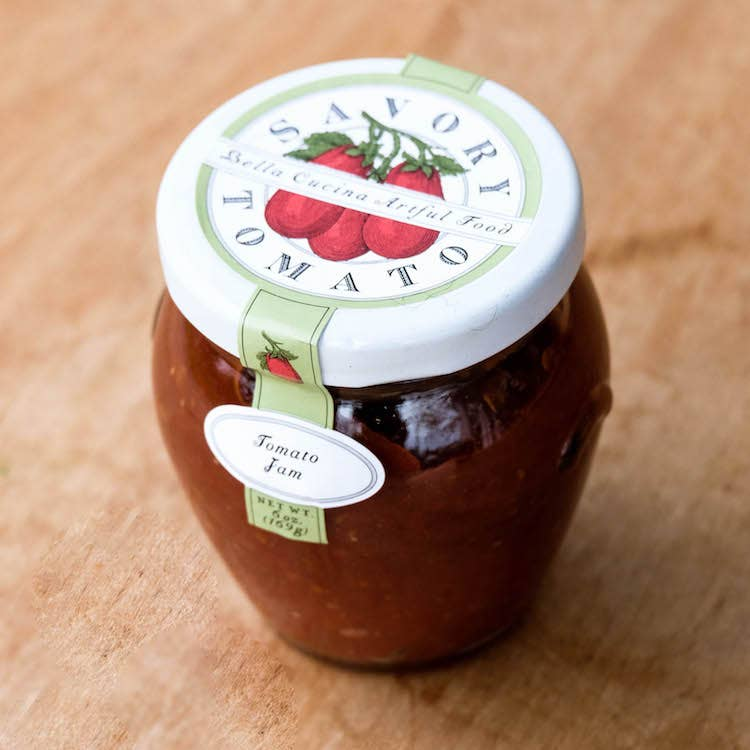 Tomato Jam - 6 oz - dolly mama boutique