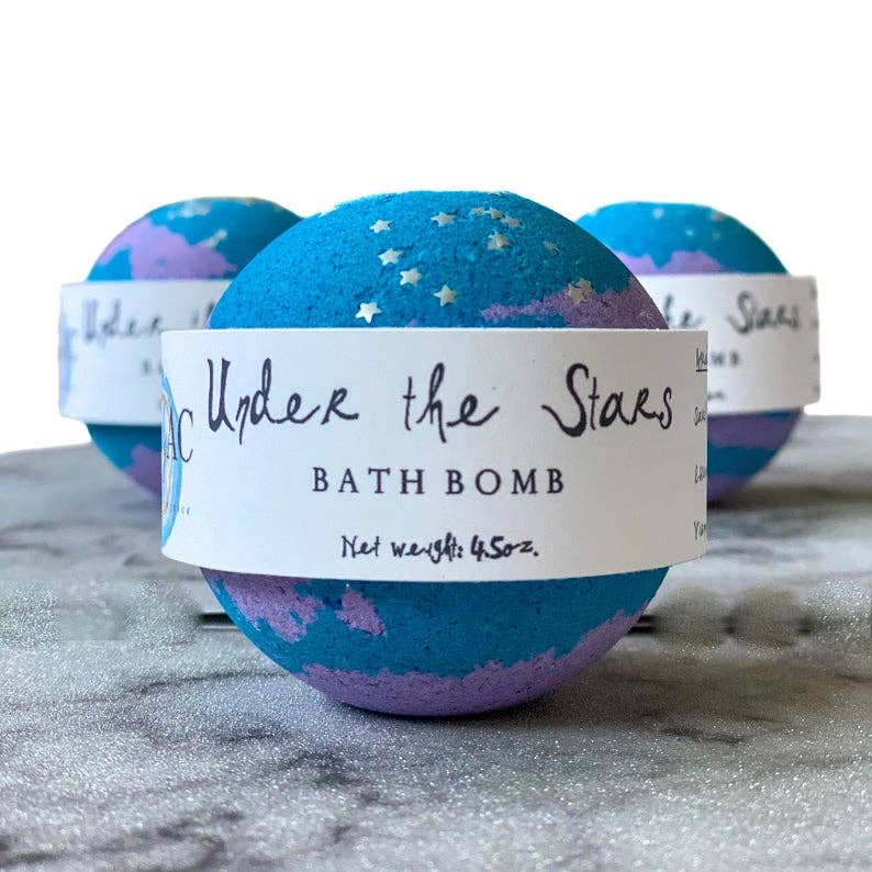 Under The Stars Bath Bomb - dolly mama boutique