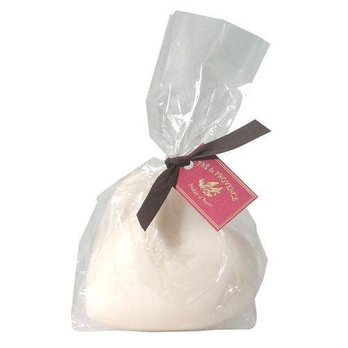 Heart Soap in Cello Gift Bag - Camelia - dolly mama boutique