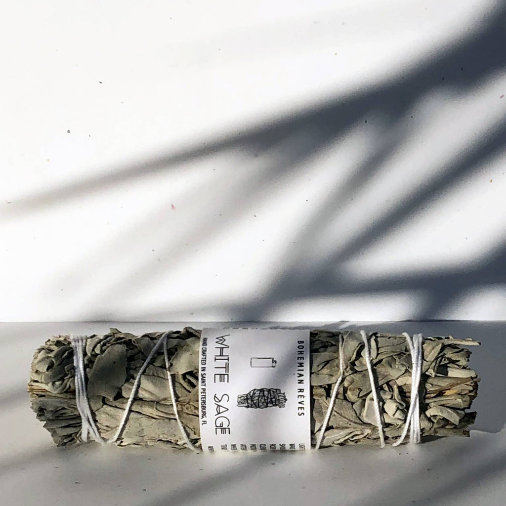 White Sage Smudge - dolly mama boutique