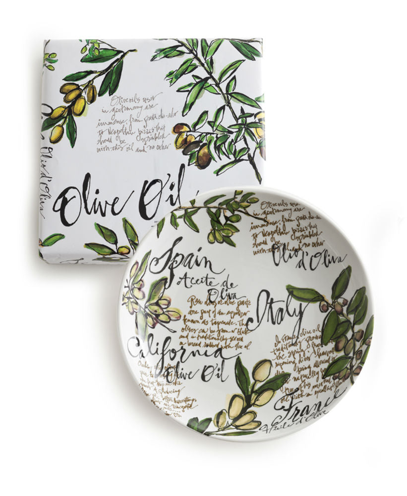 Olive Oil Serving Bowl - dolly mama boutique