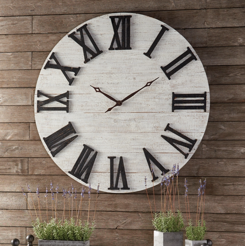 MILLWORKS CLOCK - dolly mama boutique
