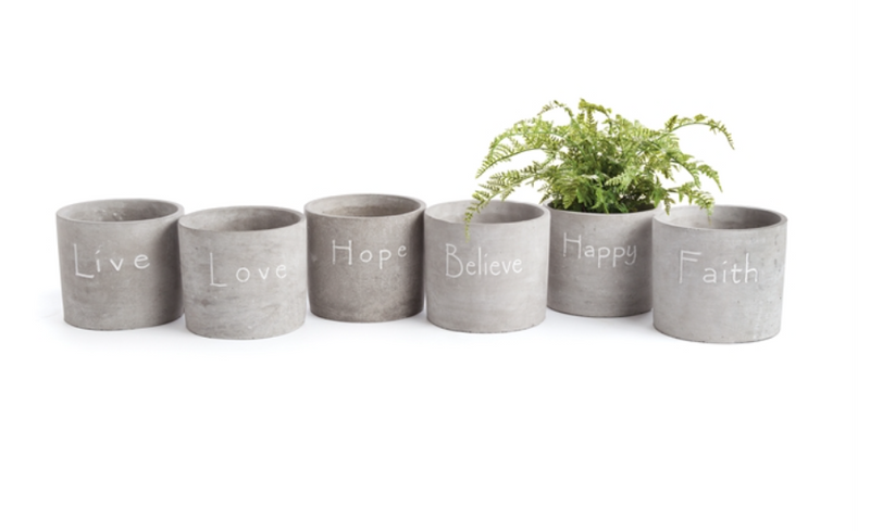 LIFE IS GRAND PLANTERS - dolly mama boutique