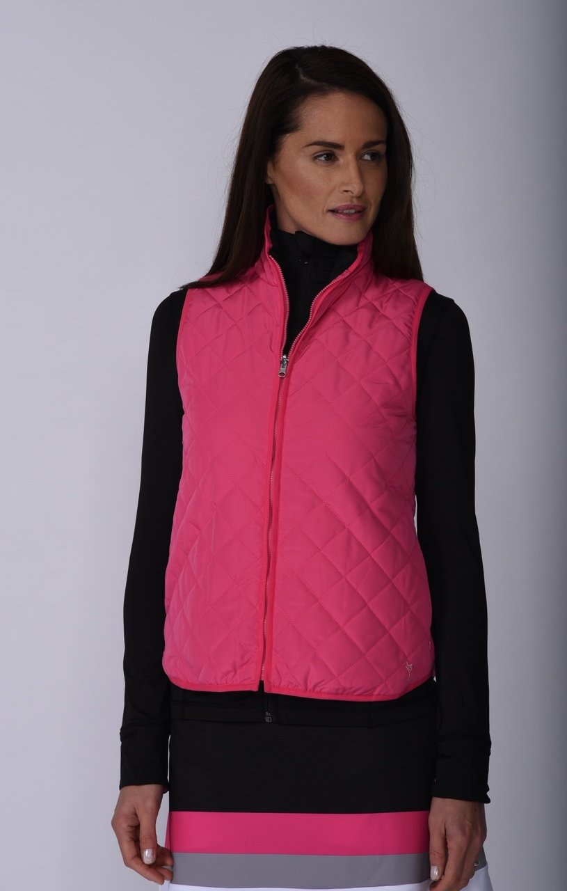 Reversible Wind Vest - dolly mama boutique