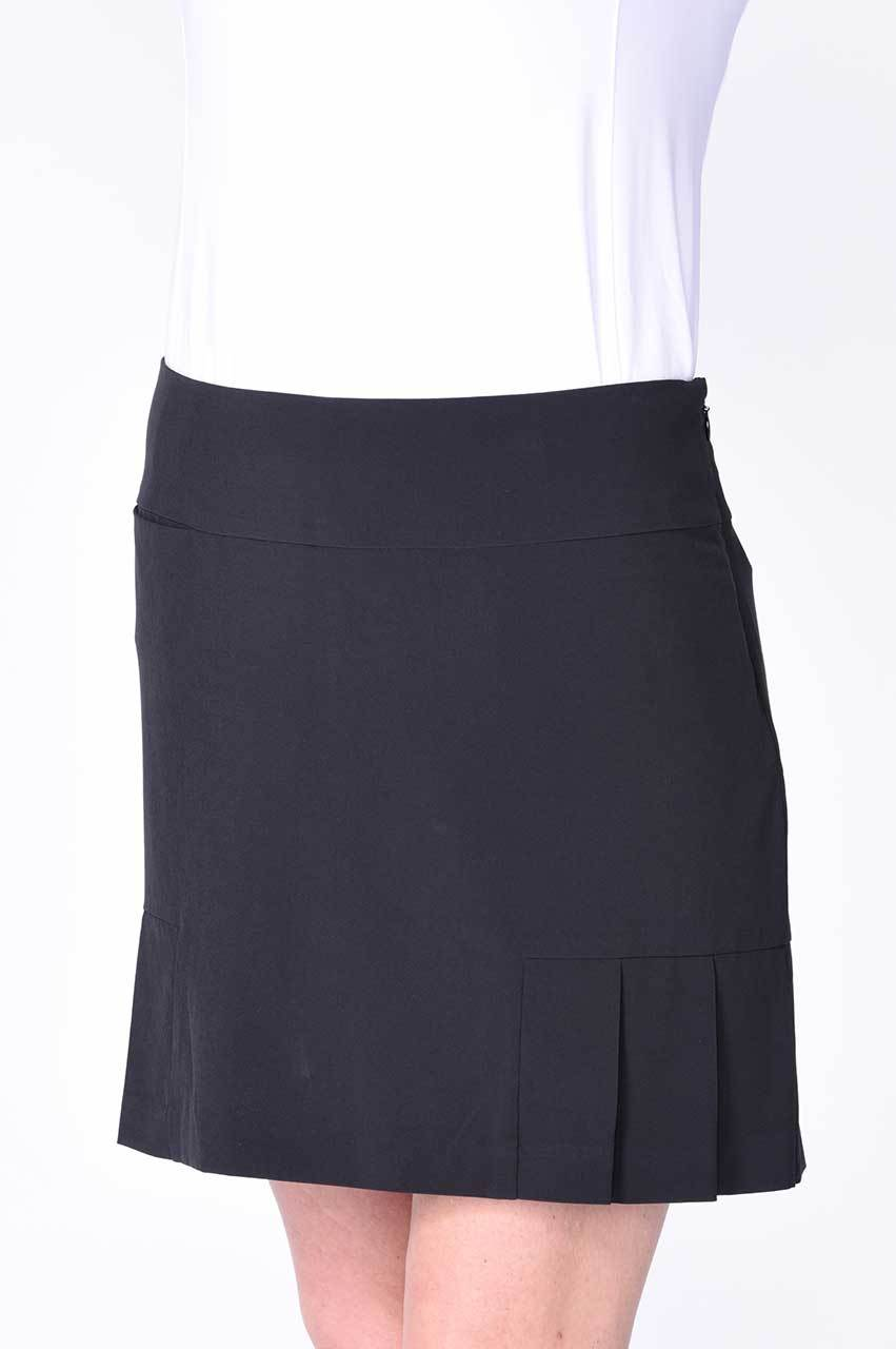 Elvis Performance Side Pleat Skort - dolly mama boutique