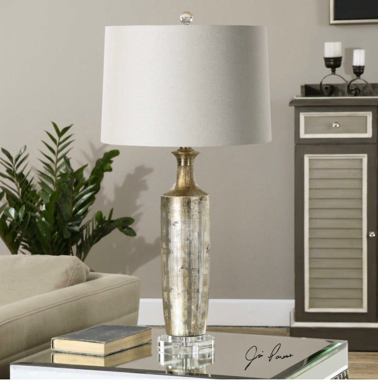 VALDIERI TABLE LAMP - dolly mama boutique