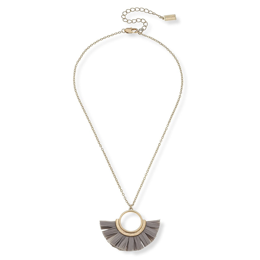 Laurel Necklace - dolly mama boutique