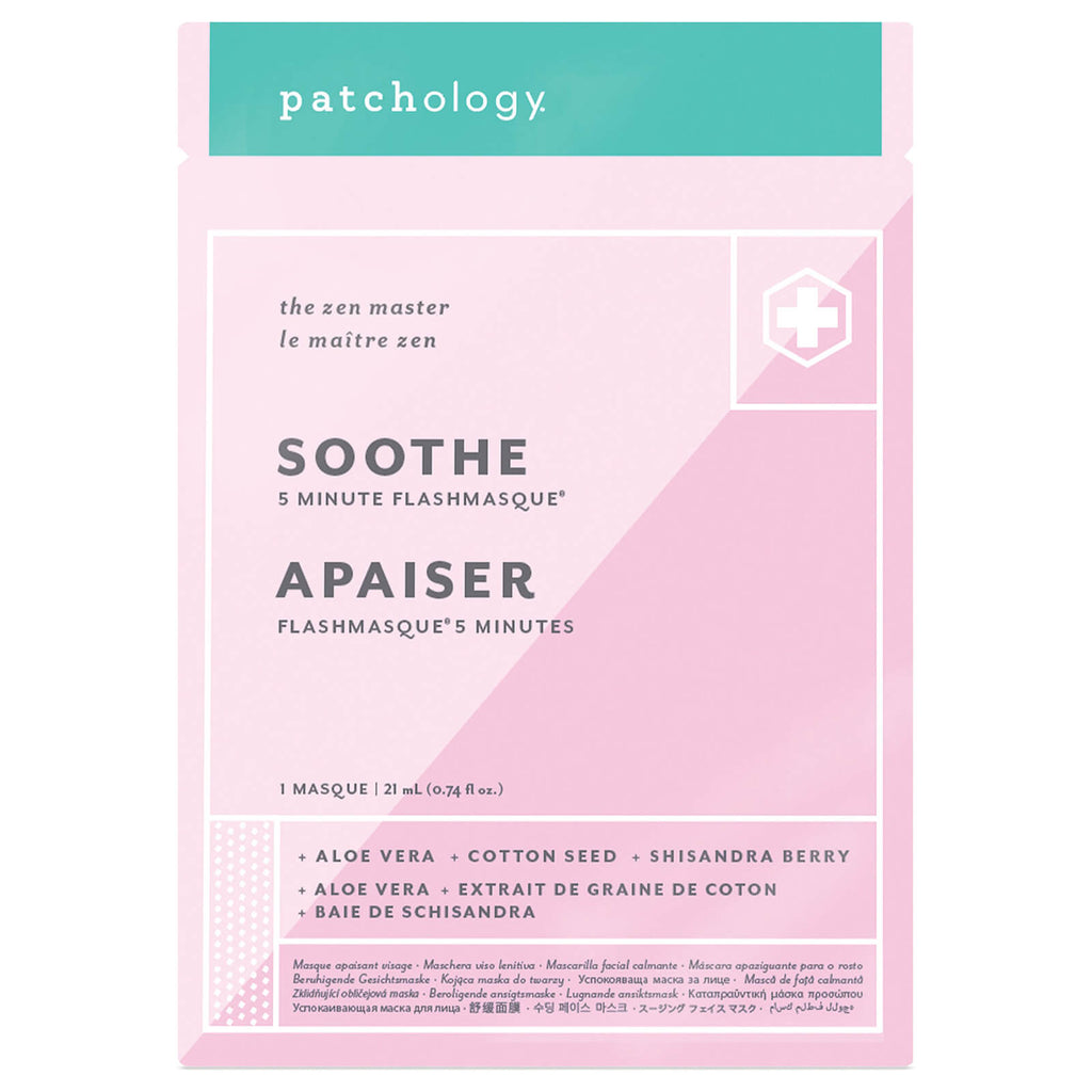 Soothe Facial Sheet Mask - dolly mama boutique