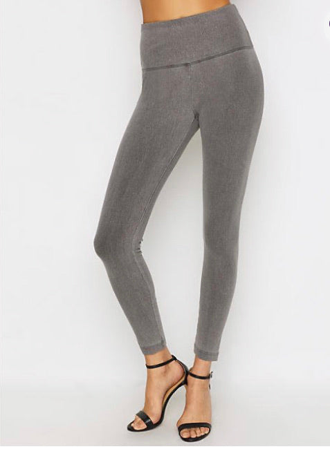 Lysse Denim Leggings