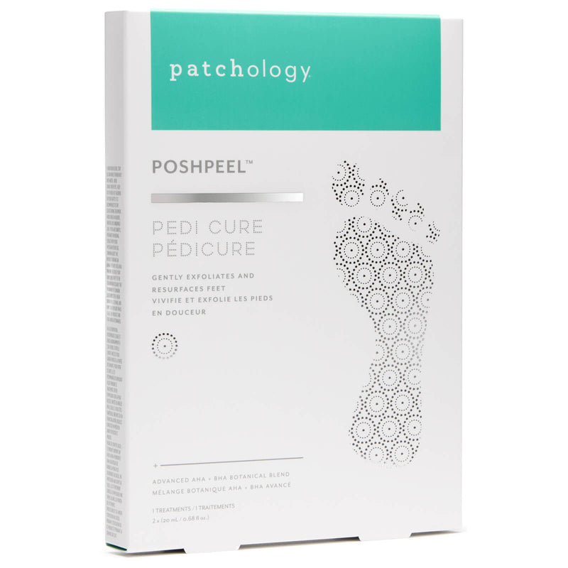 Patchology PoshPeel PediCure