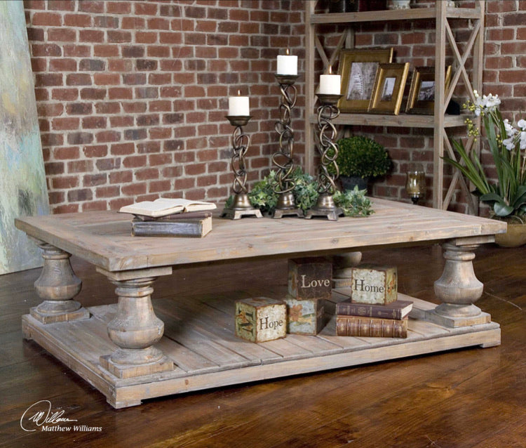 STRATFORD COFFEE TABLE - dolly mama boutique