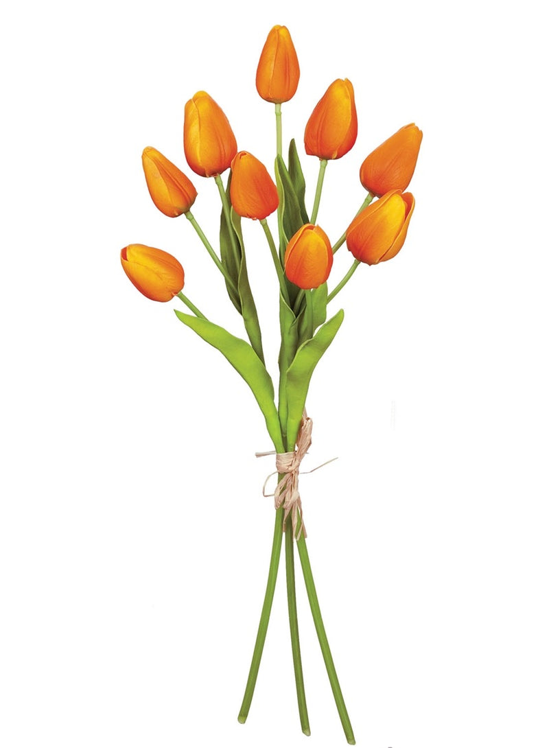 Sullivan's Tulip Bouquet - Orange - dolly mama boutique