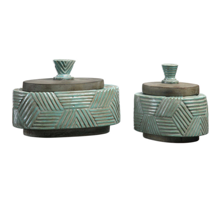 RUTH BOXES, Set of 2