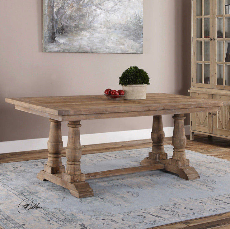 STRATFORD DINING TABLE - dolly mama boutique