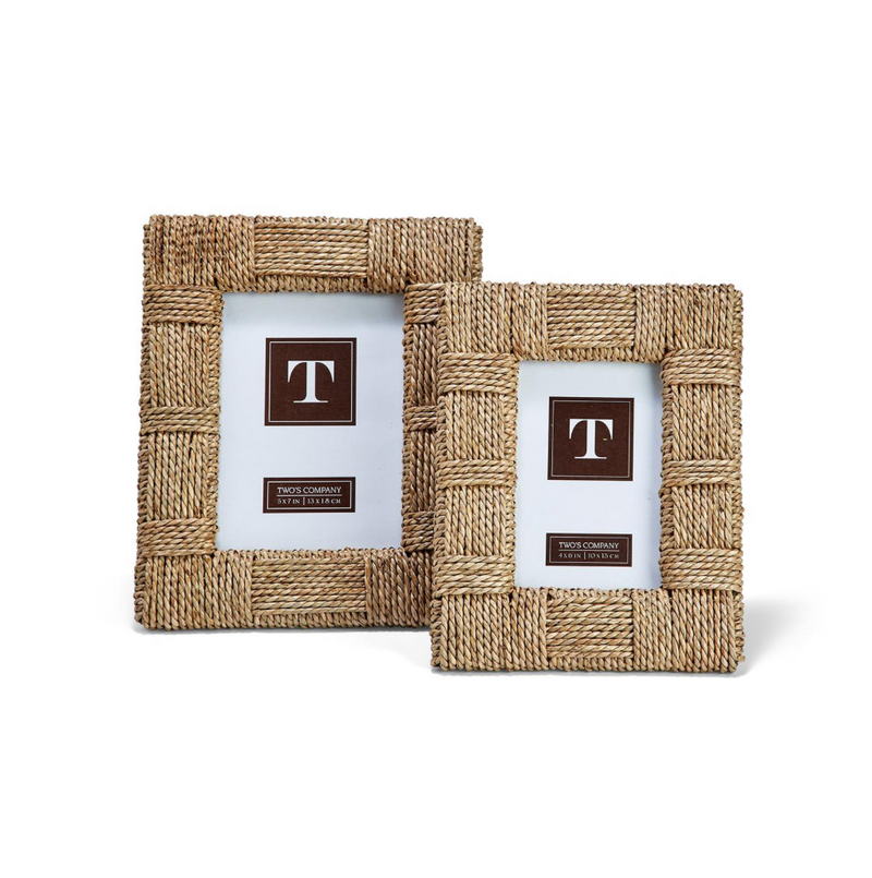 Sea Grass Frames - dolly mama boutique