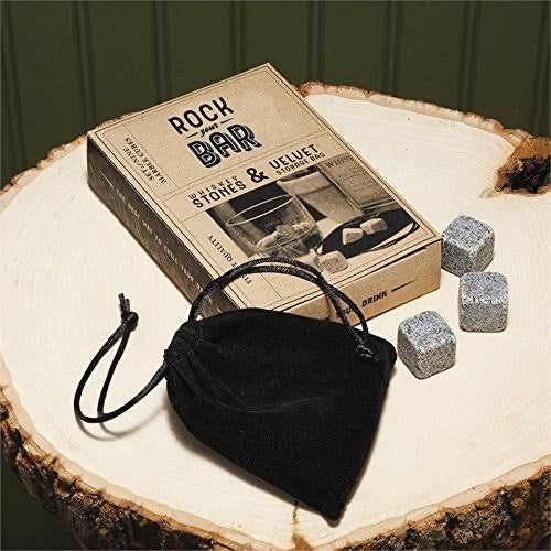 Rock Your Bar Whiskey Stones - dolly mama boutique