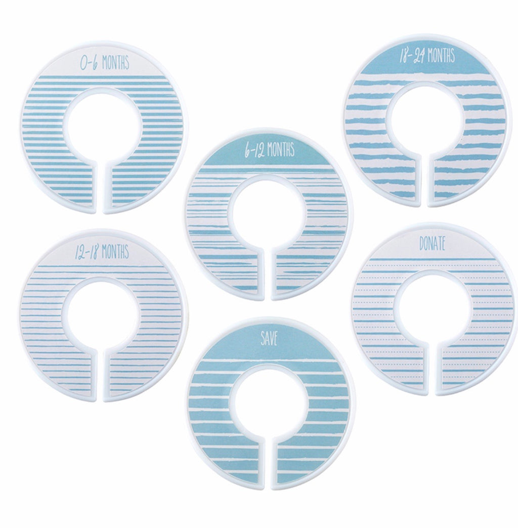 Stephan Baby Closet Dividers - dolly mama boutique