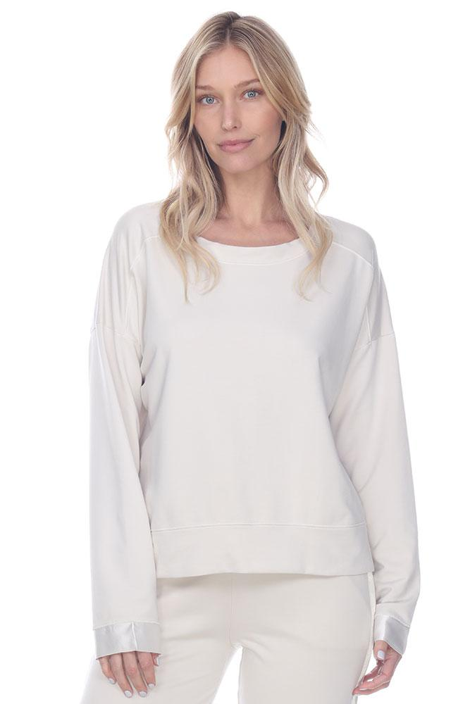 PJ Harlow Lounge Izzy Sweatshirt - dolly mama boutique