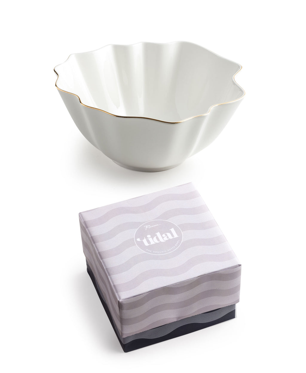 Tidal Salad Bowl - dolly mama boutique