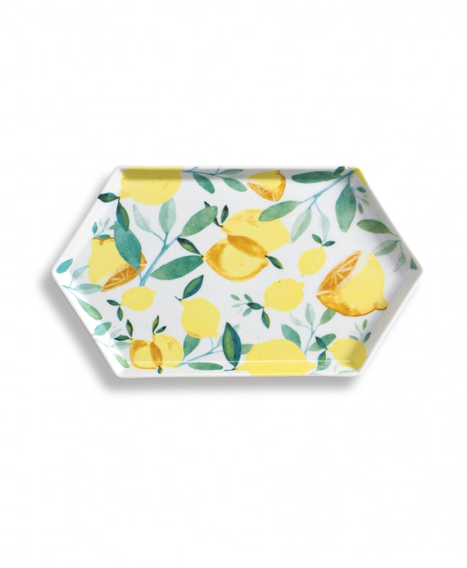 Rosanna Lemon Serving Tray - dolly mama boutique