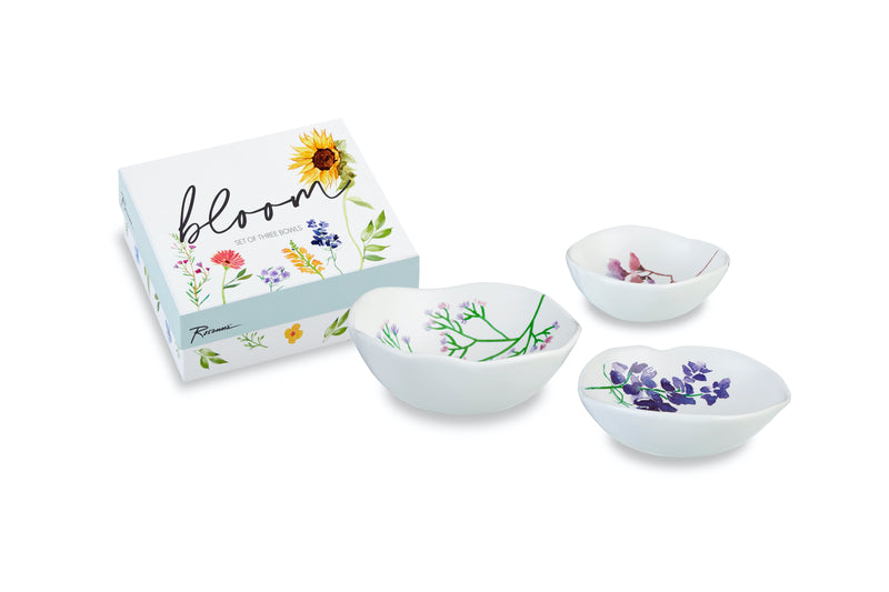 Bloom Bowl Nesting Set of 3 - dolly mama boutique