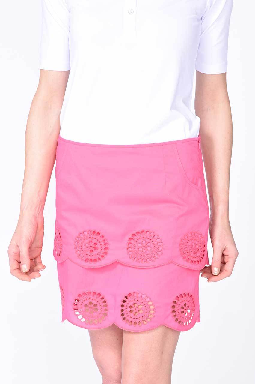 Pretty Woman Stretch Cotton Skort