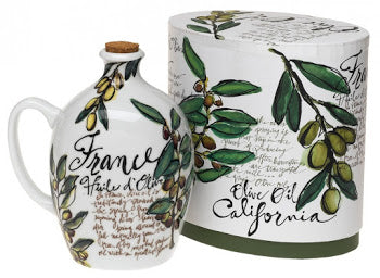 Rosanna Olive Oil Bottle