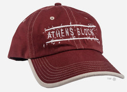 Athens Block Hat 01