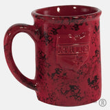 Athens Mug (Front) Black and Red