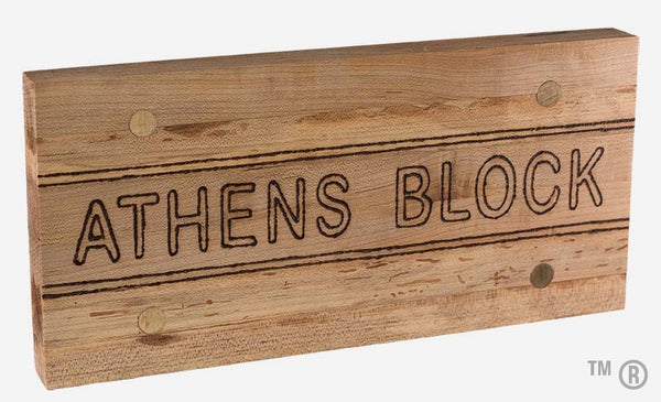 Athens Block Cheese Board